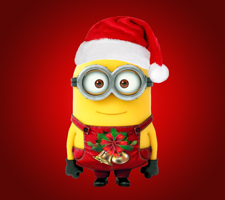 Frohe Weihnachten Minions.Frohe Weihnachten Zeitweh